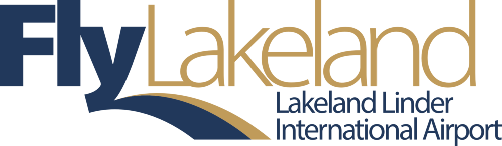 Lakeland Linder International Airport Logo