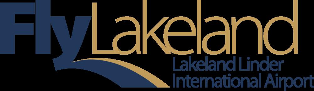 Lakeland Linder International Airport Logo