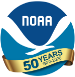 NOAA 50 Year Logo